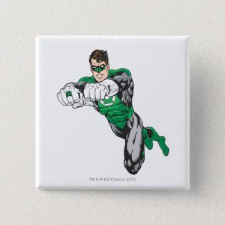 New Green Lantern 1 15 Cm Square Badge