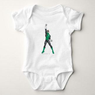 New Green Lantern 2 2 Baby Bodysuit
