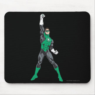 New Green Lantern 2 2 Mouse Mat