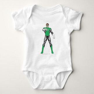 New Green Lantern 4 Baby Bodysuit