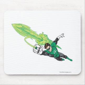 New Green Lantern 5 Mouse Pad