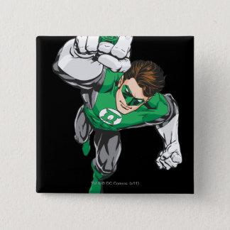 New Green Lantern 6 15 Cm Square Badge
