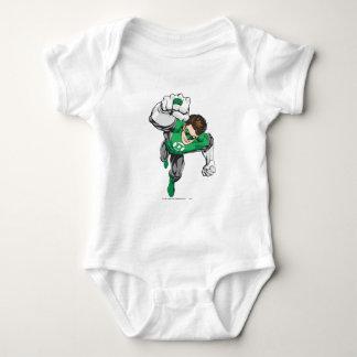 New Green Lantern 6 Baby Bodysuit