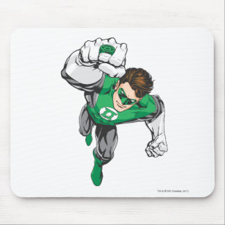 New Green Lantern 6 Mouse Mat