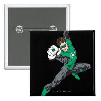 New Green Lantern 7 15 Cm Square Badge