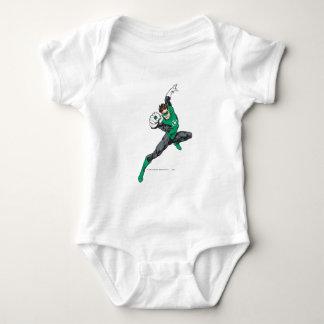 New Green Lantern 7 Baby Bodysuit