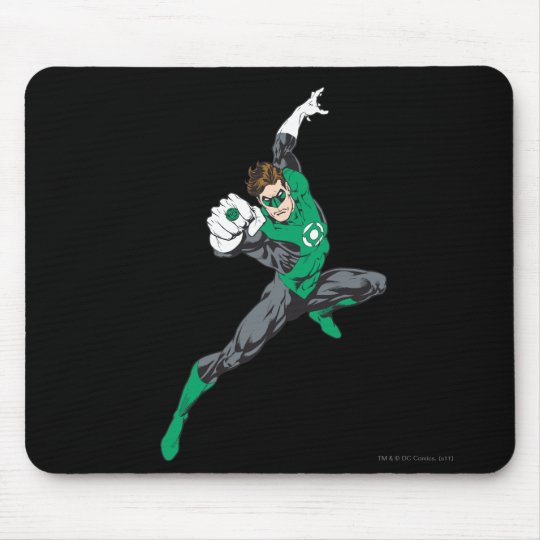 New Green Lantern 7 Mouse Mat