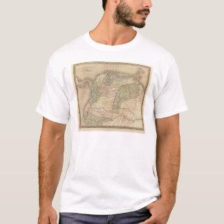 New Grenada, Venezuela, and Ecuador T-Shirt