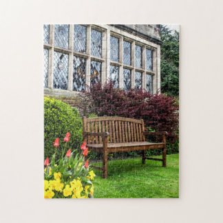 New Hall Garden Puzzle