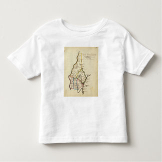 New Hampshire 3 Toddler T-Shirt