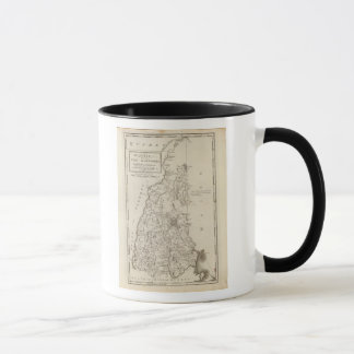 New Hampshire 4 Mug