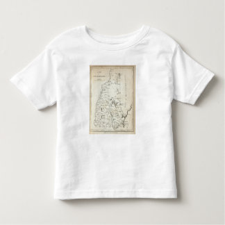 New Hampshire 7 Toddler T-Shirt