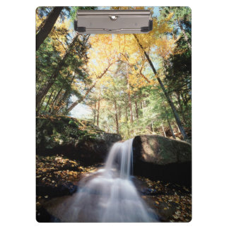New Hampshire, A waterfall in the White Clipboard