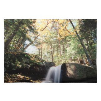 New Hampshire, A waterfall in the White Placemat