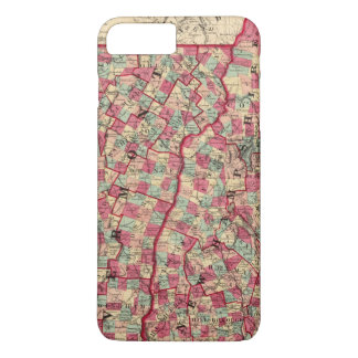 New Hampshire and Vermont 2 iPhone 8 Plus/7 Plus Case
