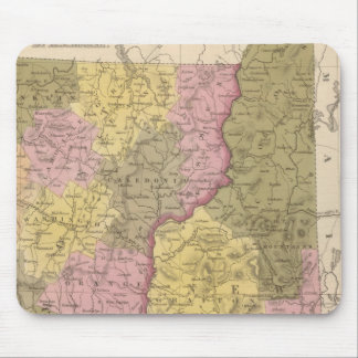 New Hampshire and Vermont 2 Mouse Pad