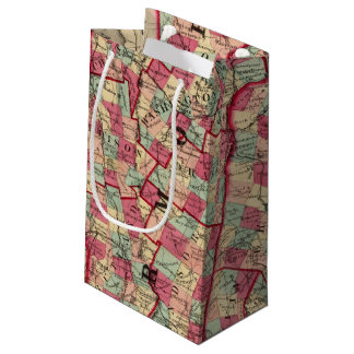 New Hampshire and Vermont 2 Small Gift Bag