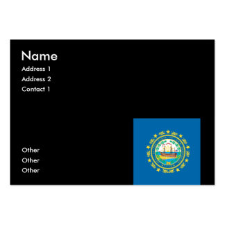 NEW HAMPSHIRE BUSINESS CARD