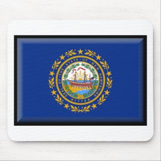 New Hampshire Flag Mousepad