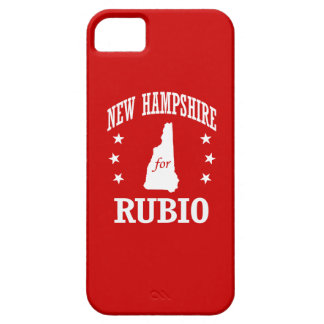 NEW HAMPSHIRE FOR RUBIO iPhone 5 COVER