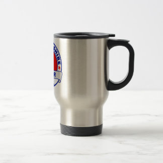 New Hampshire Fred Karger Stainless Steel Travel Mug