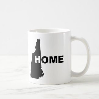 New Hampshire Home Away From State Mug Travel Mug