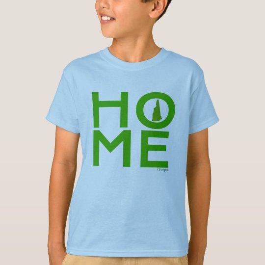 New Hampshire HOME shirt