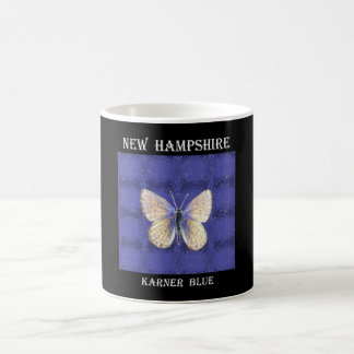 New Hampshire Karner Blue Butterfly Mugs