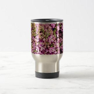 New Hampshire Lilac (Purple) Travel Mug