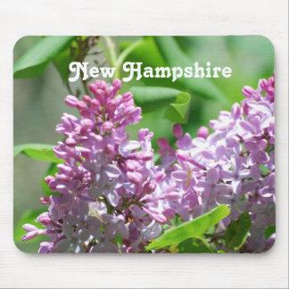 New Hampshire Lilacs Mousepad