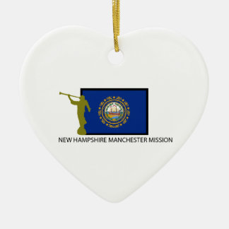 NEW HAMPSHIRE MANCHESTER MISSION LDS CTR CHRISTMAS ORNAMENT