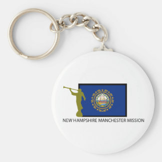 NEW HAMPSHIRE MANCHESTER MISSION LDS CTR KEY RING