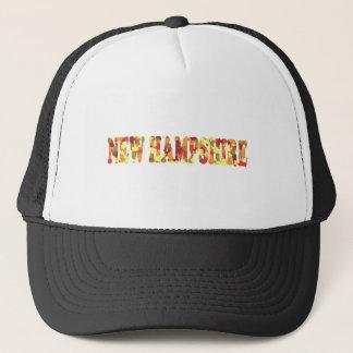 New Hampshire Maple Trucker Hat