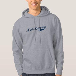 New Hampshire New Revolution Hooded Sweatshirts