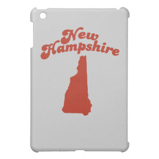 NEW HAMPSHIRE Red State Case For The iPad Mini