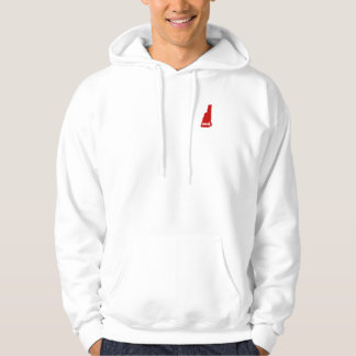 NEW HAMPSHIRE RED STATE HOODIE