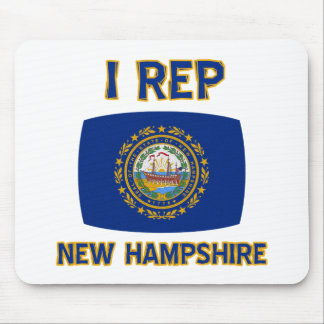 New Hampshire state designs Mouse Pads