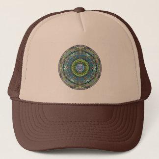 New Hampshire State Mandala Hat