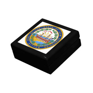 New Hampshire State Seal Gift Box