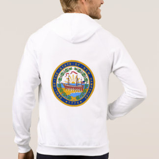 New Hampshire State Seal Hoodies
