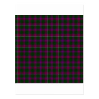 New Hampshire State Tartan Post Cards