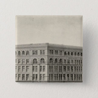 New Hampshire Trust Co, Manchester 15 Cm Square Badge