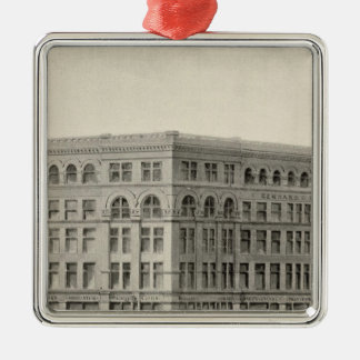New Hampshire Trust Co, Manchester Christmas Ornament