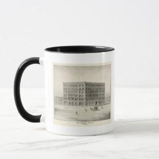 New Hampshire Trust Co, Manchester Mug