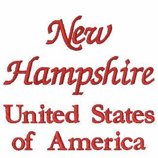 New Hampshire United States of America Hoodie