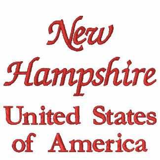 New Hampshire United States of America Hoodie