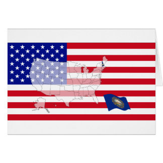 New Hampshire, USA Greeting Card