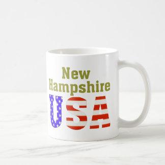New Hampshire USA! Coffee Mugs
