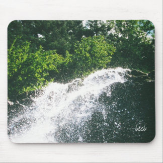 New Hampshire Waterfall Mouse Pads