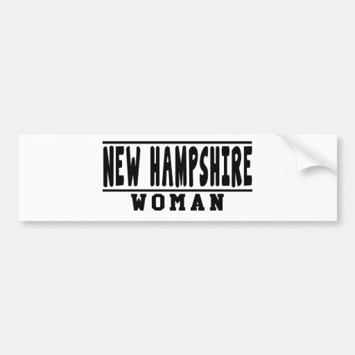 New Hampshire woman designs Bumper Stickers